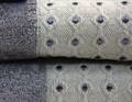 Рушник махр Bamboo Puan 50*90 т.сірий 520г/м2 - фото 8986