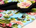 Набір д/кухні CHEF DELUX фартух+прихватка+рукавиця неопрен/бавовна TURKUAZ CICEK - фото 9369