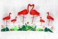 Рушник Bamboo Peshtemal 90*180см Flamingo - фото 9641